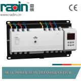 Interruptor automático de transferência da potência Rdq3NMB-225 dobro (ATS), fase monofásica
