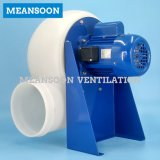 Plastik-pp.-Korrosions-Beweis-zentrifugaler Ventilator für Abgas