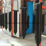 Tipo cilindros hidráulicos telescópicos de Parker para los carros de vaciado