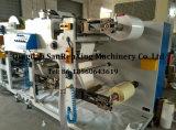 Máquina adhesiva de recubrimiento de etiquetas adhesivas de adhesivo UV