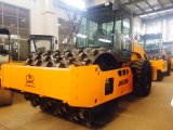 Rodillo de camino vibratorio del solo tambor hidráulico lleno de 12 toneladas (JM612H)