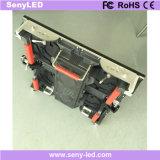 El panel electrónico de interior de la muestra de la visualización video de P3.91mm