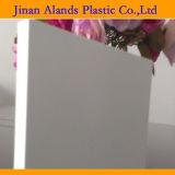 Hoja de la espuma del PVC del blanco de la superficie plana 3m m 5m m 6m m