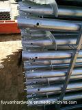 Hot-Galvanized Schrauben-Stapel-Anker für Solarprojekt