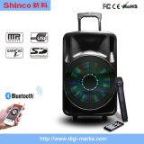 Grosser Energie Bluetooth Lautsprecher-nachladbare Batterie drahtloser Bluetooth Lautsprecher