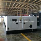 Water Cooled Cummins Engineの250kVA Soundproof Diesel Generator Set