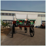 De vierwielige Gemotoriseerde Hoge LandbouwSpuitbus van de Ontruiming