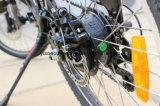 Panasonicのリチウム電池が付いているEn15194によって証明される折る様式の電気自転車