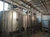 Ligne complètement automatique de production laitière de l'arachide 3000L/H