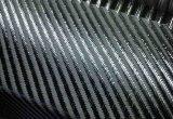 tubos de la fibra del carbón 3k