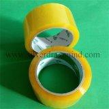 De geelachtige Band van de Verpakking BOPP met Hoge Adhesie