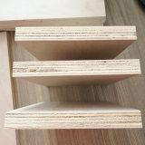 Pegamento de la madera contrachapada E0/E1 del rectángulo del grado 1220mm*2440m m de BB/CC