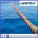 Boyau de flottement en caoutchouc flexible marin