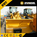 Machines XCMG de matériel de construction mini position 3m3 de chargeur de roue de frontal de 5 tonnes