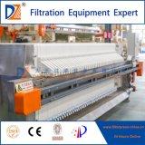 China-neue automatische vertiefte Filterpresse mit Beschichtung S.-S. 304