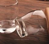 Tazza di nuovo spirito di disegno o tazza di vetro di vetro per il consumo di vino differente