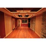 Панель внешнего волокна системы изоляции стены деревянного акустическая