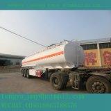 Vrachtwagen en Aanhangwagen van de Tanker van de Brandstof van het Vertrouwen van China de de Waardige