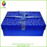 Шикарное Striped Printing Packing Paper Box для Garment