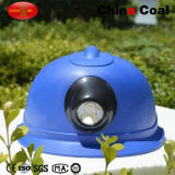 Bk1000 Cordless 1W LED Lamp Safety Helmet
