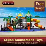 SGS parc d'attractions priorité Spectacles Enfants plastique Playground (X12194-8)