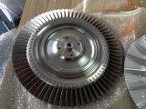 Disco da turbina das peças sobresselentes do motor de turbojato do avião