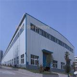 Taller ligero prefabricado de la estructura de acero para la fábrica