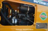 Fábrica grande que tem o carregador conservado em estoque da roda da máquina 2.2ton