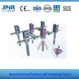 Orthopädische Implantats-FDA-gebilligte spinale interne Fixierung-spinale Implantats-Dorn-Chirurgie Pedicle Schraube