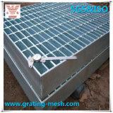 Raspagem de /Bar /Steel do passo/engranzamento de escada