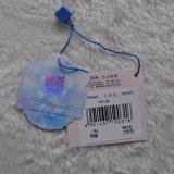 Respetuoso del medio ambiente del papel, etiqueta con cadenas utilizadas en prendas de vestir de niño / Ropa / Bolsas