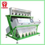 Compaginador del color del CCD del color verdadero para el arroz de grano redondo Polished