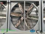 Gewächshaus-Geflügel bringen zentrifugalen Absaugventilator mit CER unter