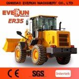 Caricatore approvato 2017 della rotella della costruzione Zl30 del Ce di Everun con i dispositivi di protezione in caso di capovolgimento