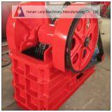 Trituradora de quijada del motor diesel usada para el mineral del oro