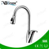 La cuisine d'acier inoxydable retirent le robinet (AB119)