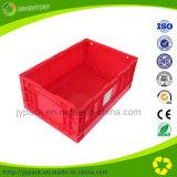 Caixa plástica de Eco para o armazenamento e o transporte