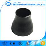 Schwarzes Kohlenstoffstahl-Kolben-Schweißens-Rohrfitting
