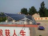 no sistema de energia solar da grade