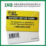Smart Card personalizzato del PVC del trasporto, scheda senza contatto