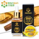 E-CIGS/Shisha/E Hookah (Cigar Flavor)のためのFDA/Ep/CE/RoHS Certificates E Liquid/E Juiceを使ってFrom Eavisun