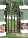 De fijne Elegante Poort van de Veiligheid van het Smeedijzer