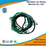 Máquina do cabo distribuidor de corrente de conjunto de cabo liso