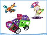 o enigma magnético dos brinquedos dos blocos de apartamentos do mag 98PCS brinca brinquedos da sabedoria DIY com os brinquedos educacionais das rodas para crianças