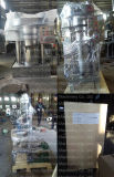 زيتونيّ اللّون جوزة سمسم [نيم] [بومبكين سد ويل] صحافة إستخراج آلة