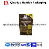 Aluminiumfolie-Plastikkaffee-verpackenbeutel mit Reißverschluss und Ventil