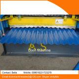 Machine de formage de rouleaux en tôle ondulée facile à utiliser