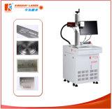 Inscription de laser de fibre en métal de Mopa et machine de gravure