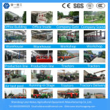 exploração agrícola da maquinaria agricultural de 48HP 4WD mini/jardim/gramado/tratores de exploração agrícola Diesel