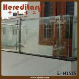 Australischer StandardEdelstahl-Marinegrad-Balkon-Glasgeländer